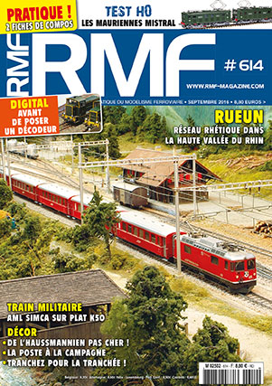 couverture RMF